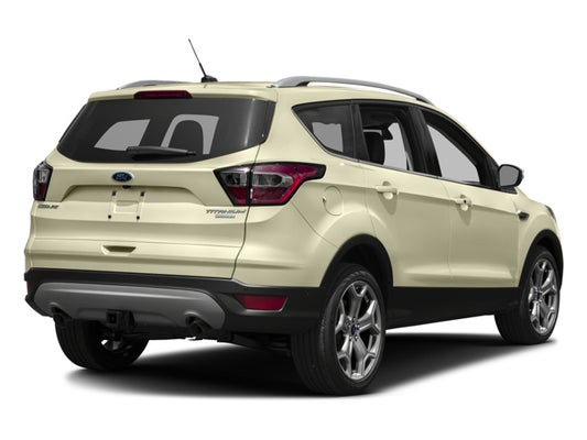 2017 Ford Escape Anium In New Prague Mn Jeff Belzer S