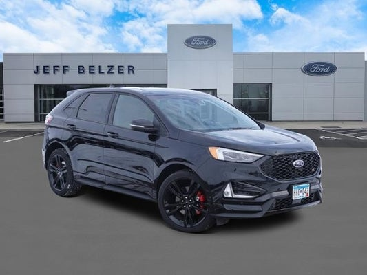 Jeff Belzer Ford >> 2020 Ford Edge St