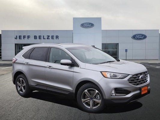 Jeff Belzer Ford >> 2020 Ford Edge Sel
